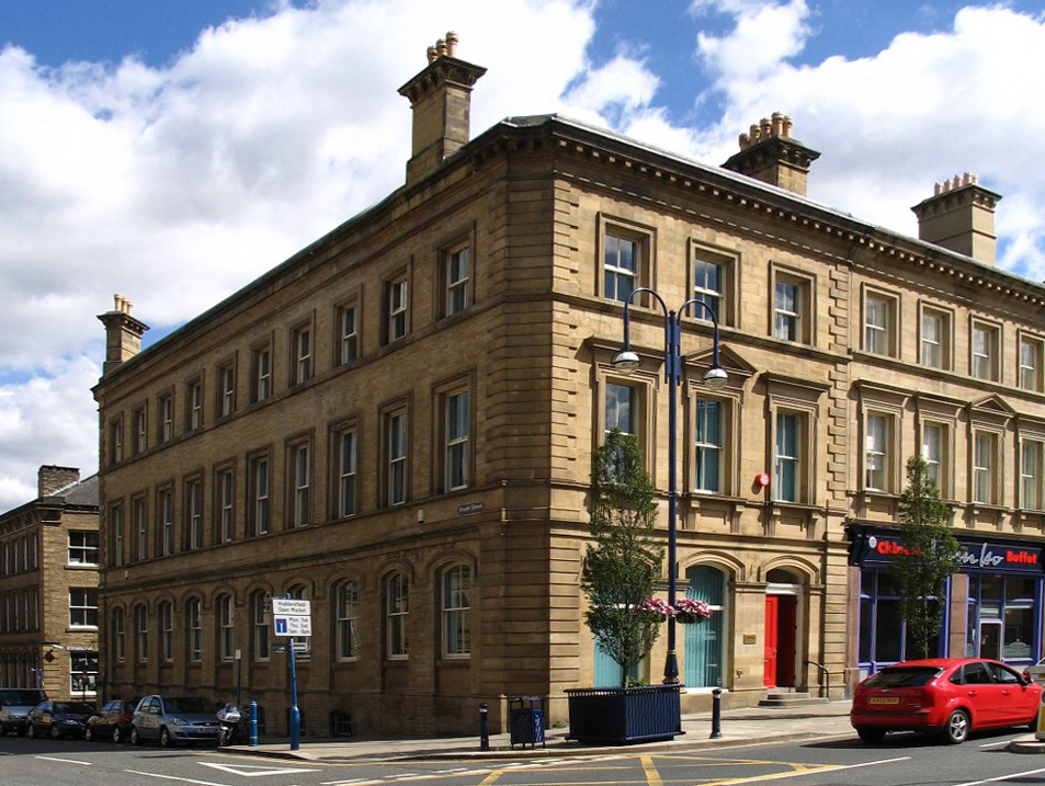 The Stothart & Faulder Building, 78 John William Street, Huddersfield