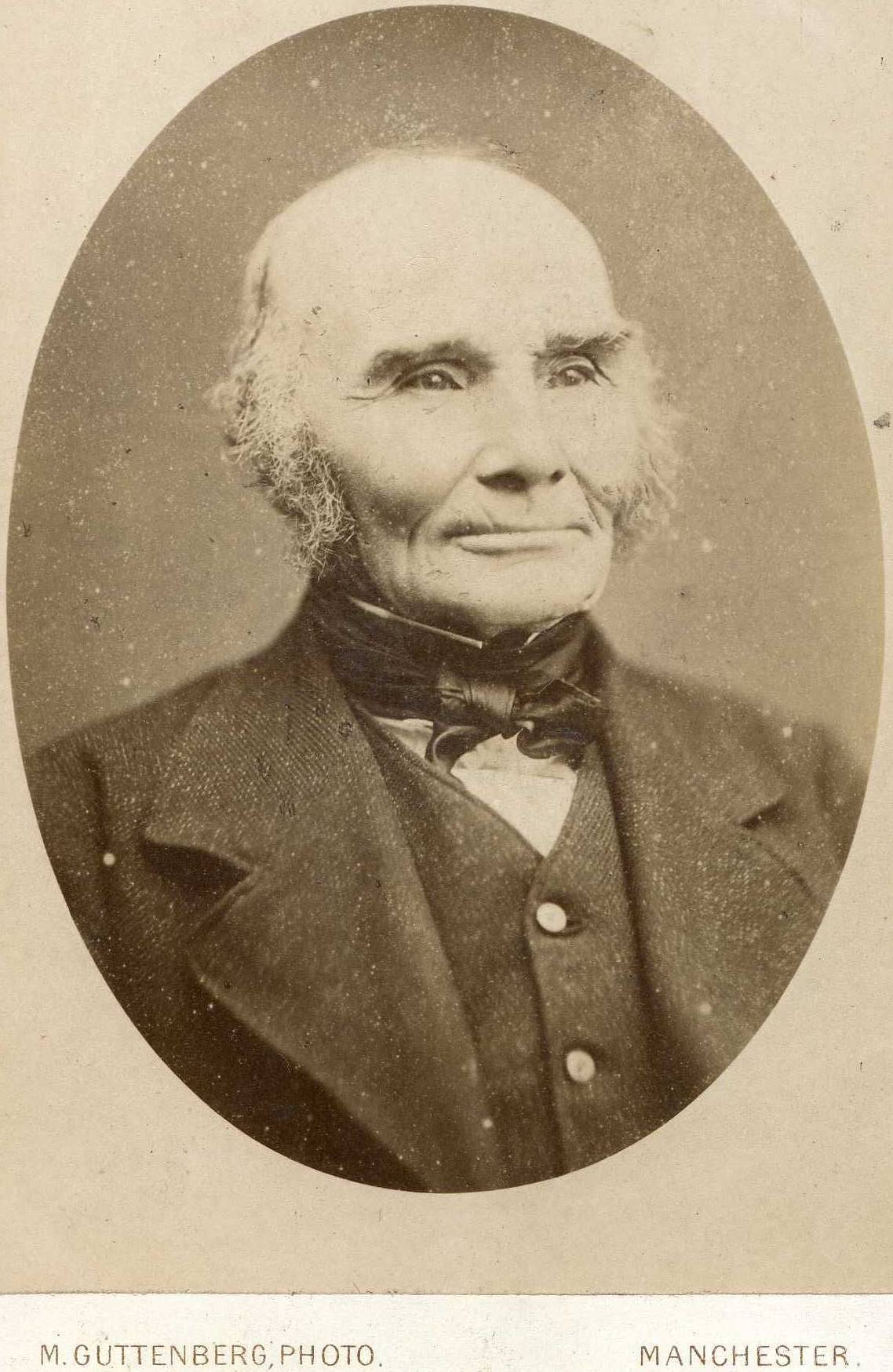 Believed to Be Thomas Clark
