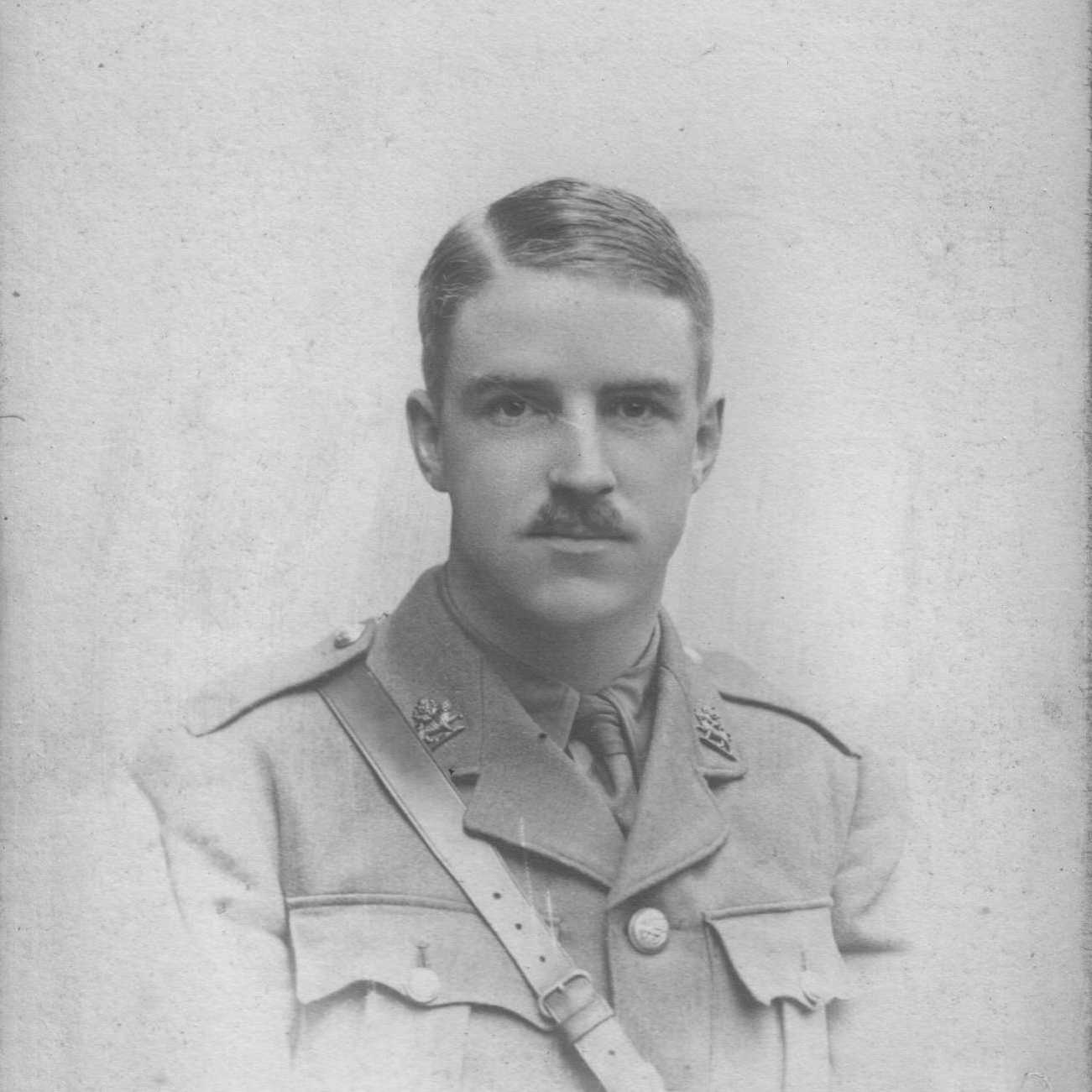 Harold Faulder, 3rd Battalion, York and Lancaster Regiment