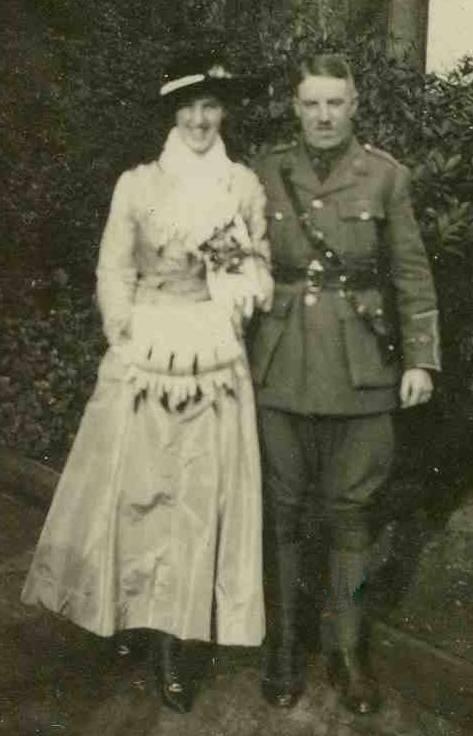 Harold and Marjorie Faulder
