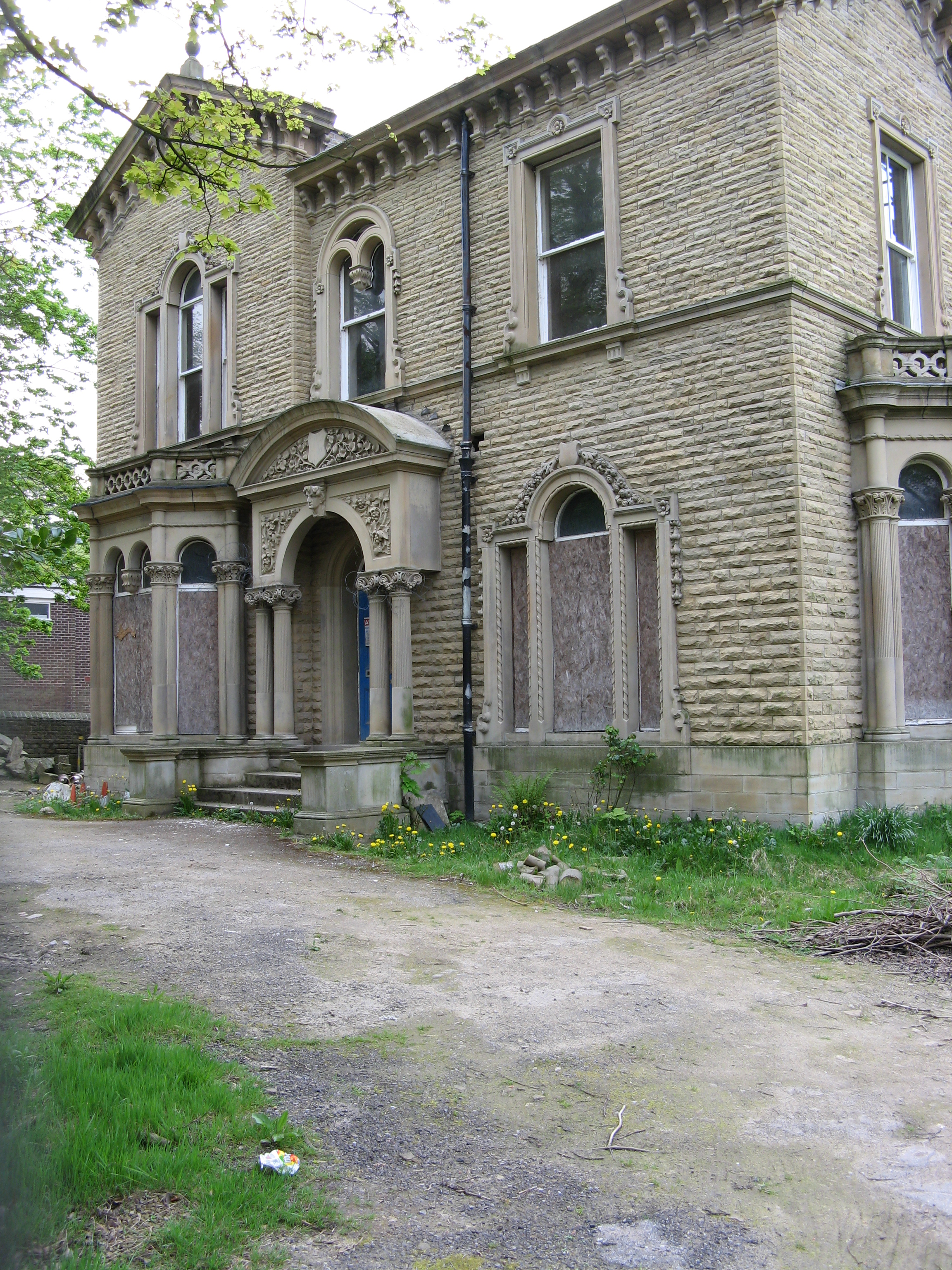 Somerville, Hungerford Road, Huddersfield in 2008
