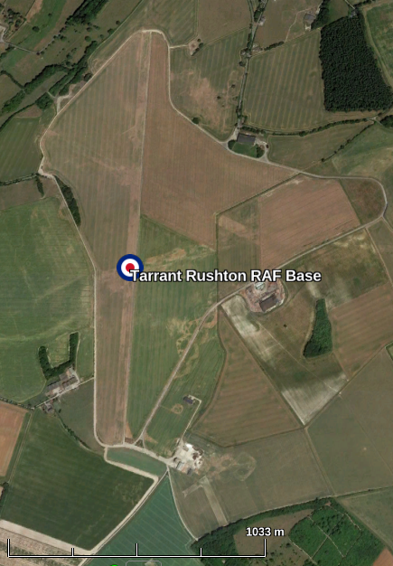 RAF Tarrant Rushton